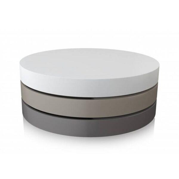 Moderni Klub Sto Triano neobičnog dizajna, kvalitetan - internet prodaja - Commodo Home & Living
