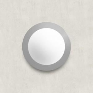 Moderna Plafonjerka - BERTA klasičnog dizajna, sive boje - internet prodaja - Commodo Home & Living