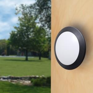 Moderna Plafonjerka - UMBERTA klasičnog dizajna, crne boje - internet prodaja - Commodo Home & Living