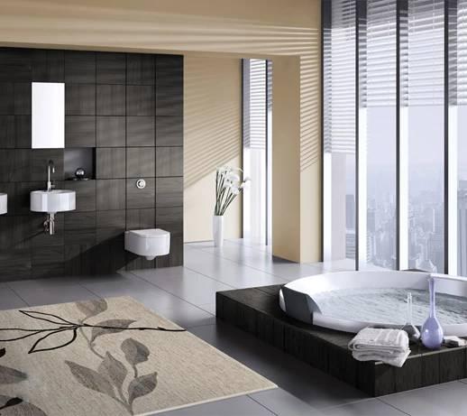 Moderni Tepih Argentum bež boje - internet prodaja - Commodo Home & Living