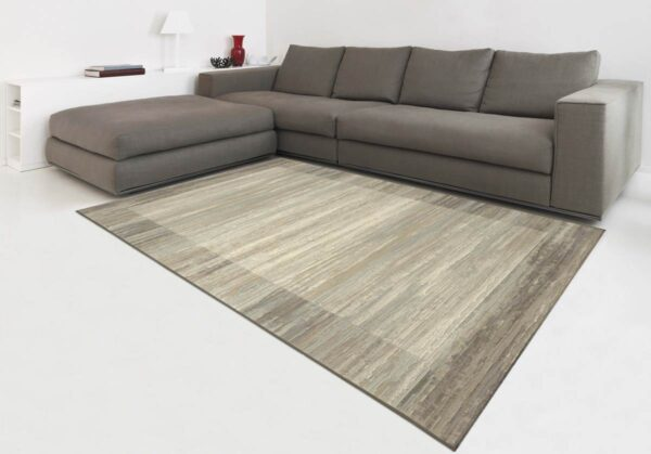 Moderni Tepih Argentum modernog dizajna i čudesnih boja sa - online shop - Commodo Home & Living