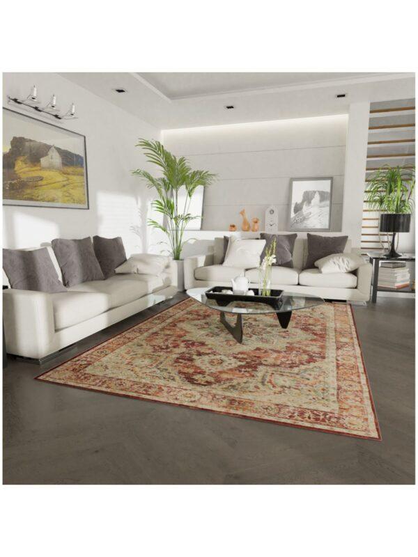 Moderni Tepih Argentum modernog dizajna i čudesnih boja,arabeska - online shop - Commodo Home & Living