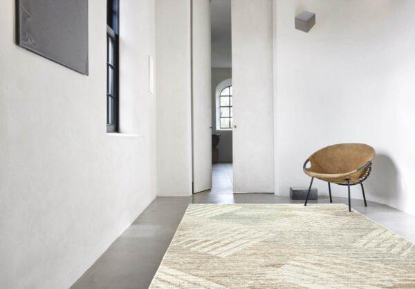 Moderni Tepih Matrix elegantan i klasičan sa geometrijski motivima - Internet prodaja - Commodo Home & Living