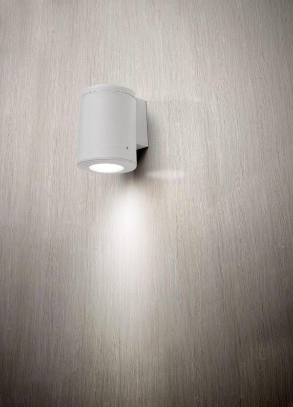 Moderna Spoljna zidna lampa - FRANCA klasičnog dizajna, bijele boje - internet prodaja - Commodo Home & Living