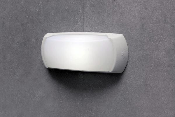 Moderna Spoljna zidna lampa - FRANCY-OP klasičnog dizajna, bijele boje - internet prodaja - Commodo Home & Living