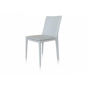 Moderna Trpezarijska Stolica Torano klasičnog dizajna, udobna, bijele boje - online shop - Commodo Home & Living