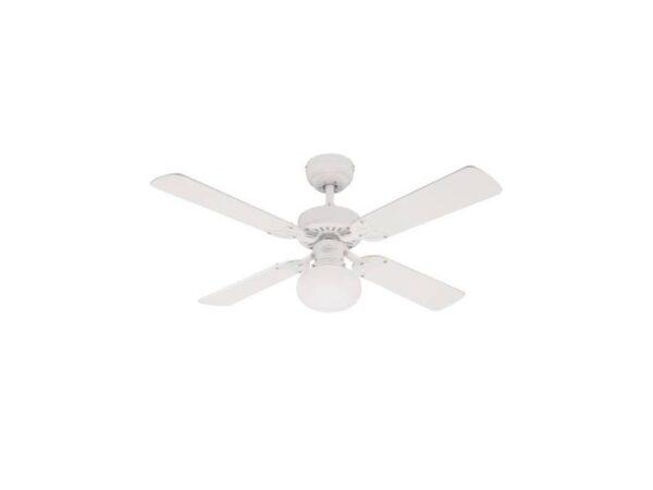 Moderni Luster Ventilator Vegas modernog dizajna , kvalitetan bijele boje - online shop - Commodo Home & Living