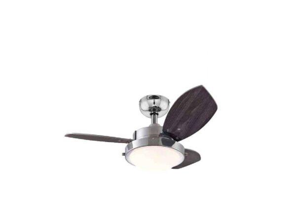 Moderni Luster Ventilator Wengue modernog dizajna , kvalitetan , venge - online shop - Commodo Home & Living