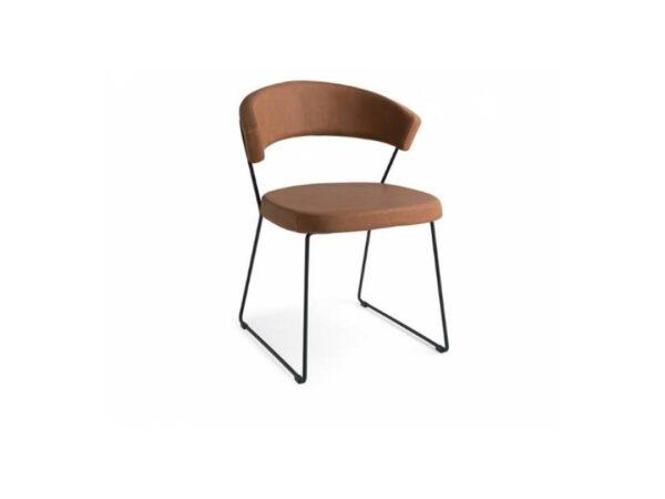 Moderna Polubarska-Stolica-New-York klasičnog dizajna, udobna - online shop - Commodo Home & Living