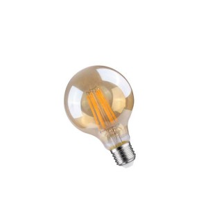 Led sijalica G125 8W E27 2700K- internet prodaja- Commodo Home & Living Online Prodavnica