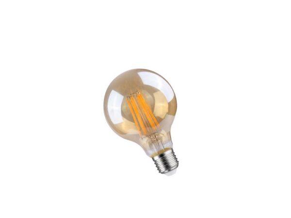 Led sijalica G125 8W E27 2700K- internet prodaja- Commodo Home & Living Online Prodavnica