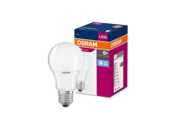 Led sijalica E27 8.5W- 60W 6500 K- internet prodaja- Commodo Home & Living