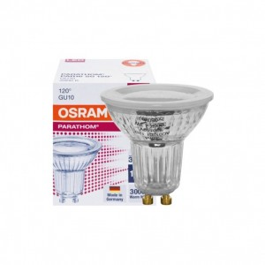 PAR 16 LED 4.3w-50w 3000K GU10 - internet prodaja- Commodo Home & Living Online Prodavnica