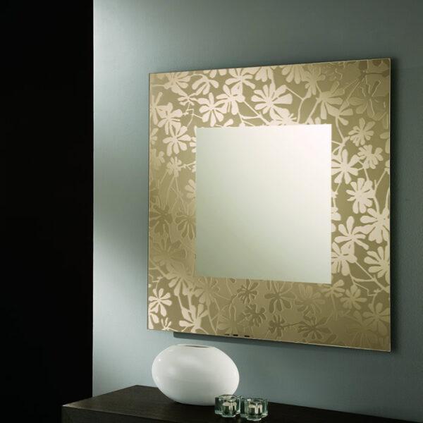 Moderno Ogledalo Diva Aksesoari klasičnog dizajna, kvalitetno - internet prodaja - Commodo Home & Living