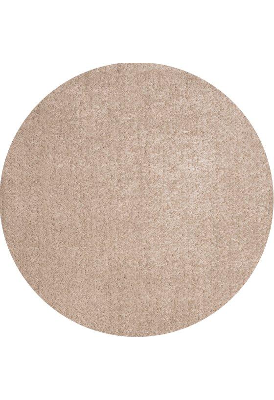 Moderni Tepih Dolce Vita krug ,mekani,roze boje - Internet prodaja - Commodo Home & Living
