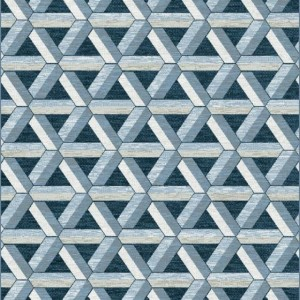 Moderni Tepih Genova elegantan,jedinstven sa reljefnim dezenom i geometrijskim motivima - internet prodaja- Commodo Home & Living