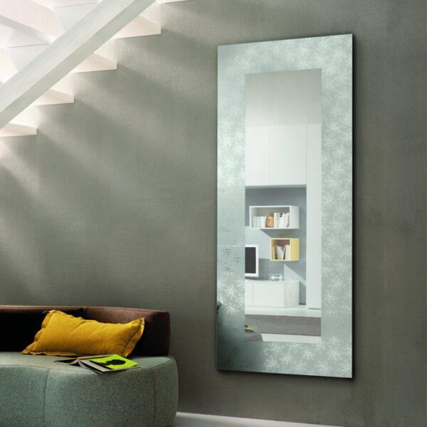 Moderno Ogledalo Holly Aksesoari klasičnog dizajna, kvalitetno - internet prodaja - Commodo Home & Living