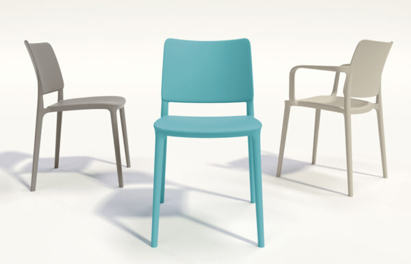 Moderna Stolica za baštu -Joy K jednostavnog dizajna,kvalitetna - online shop - Commodo Home & Living