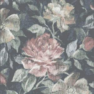 Moderni Matrix tepih elegantan i klasičan sa cvjetnim motivima - Internet prodaja - Commodo Home & Living