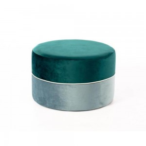 Moderni Tabure Olivia neobičnog dizajna, kvalitetnai udobna , zelene boje - internet prodaja - Commodo Home & Living