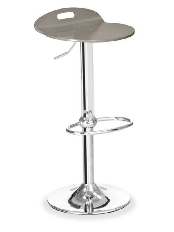 Moderna Barska Stolica modernog dizajna,kvalitetna,sive boje - online shop - Commodo Home & Living