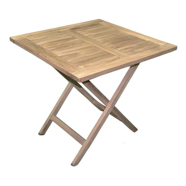 Moderni Sto za baštu Vulcano drveni klasičnog dizajna,kvalitetan - online shop - Commodo Home & Living