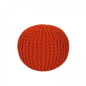 Moderni Tabure My COOL POUF – Orange modernog dizajna, udoban , narandzaste boje - online shop - Commodo Home & Living