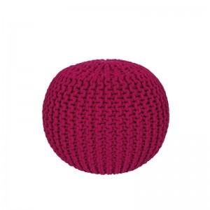 Moderni Tabure My COOL POUF – Pink modernog dizajna, udoban , roze boje - online shop - Commodo Home & Living