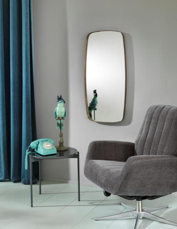Moderno Ogledalo Plinio Aksesoari neobičnog dizajna, kvalitetno - internet prodaja - Commodo Home & Living