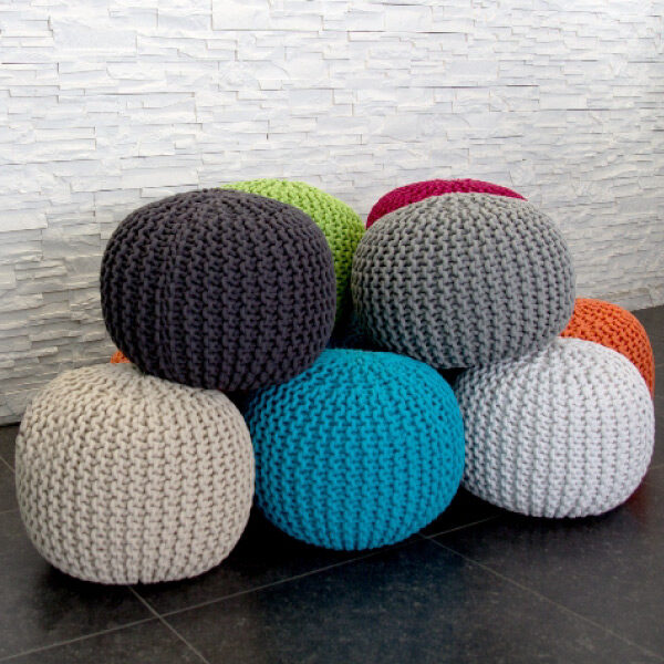 Moderni Tabure My POUF EXO modernog dizajna, udoban - online shop - Commodo Home & Living